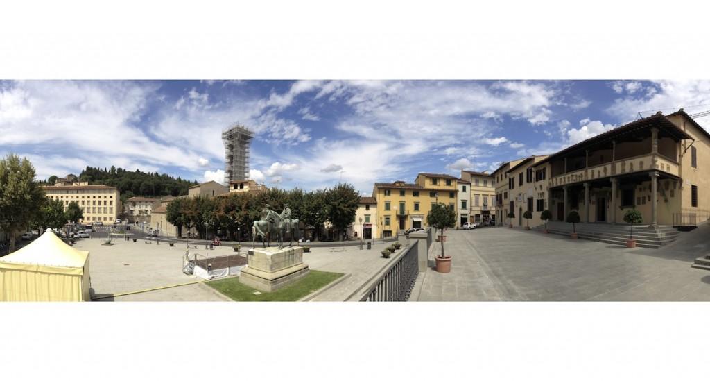 restauro palazzo comunale fiesole